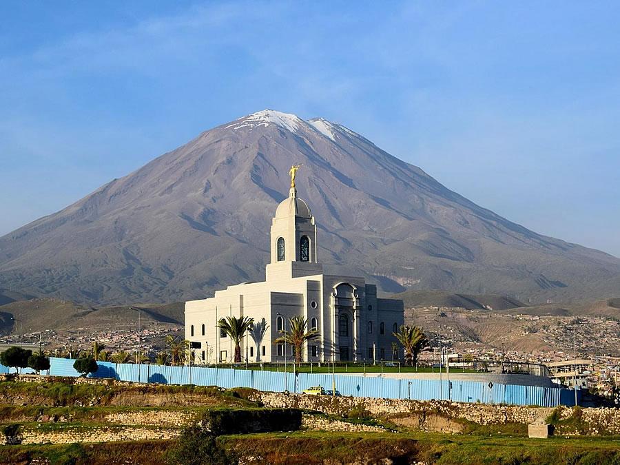 ArequipaTemple Project Peru