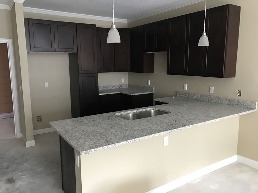 Multi-Family Countertop Project Orlando USA