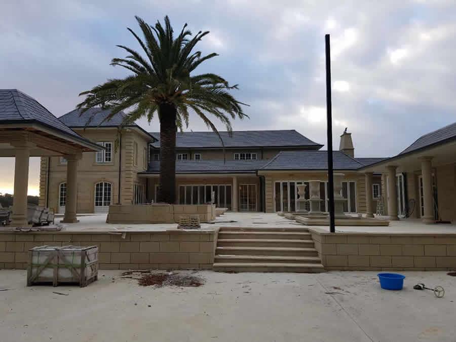 Luxury House Project Australia