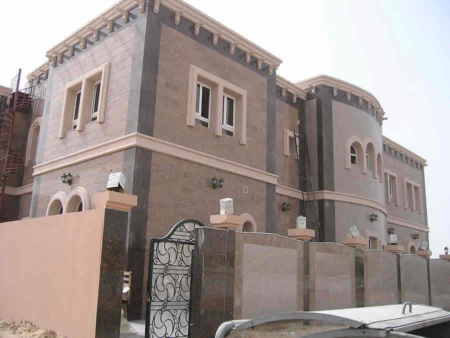 Aqeel's House Project Dubai