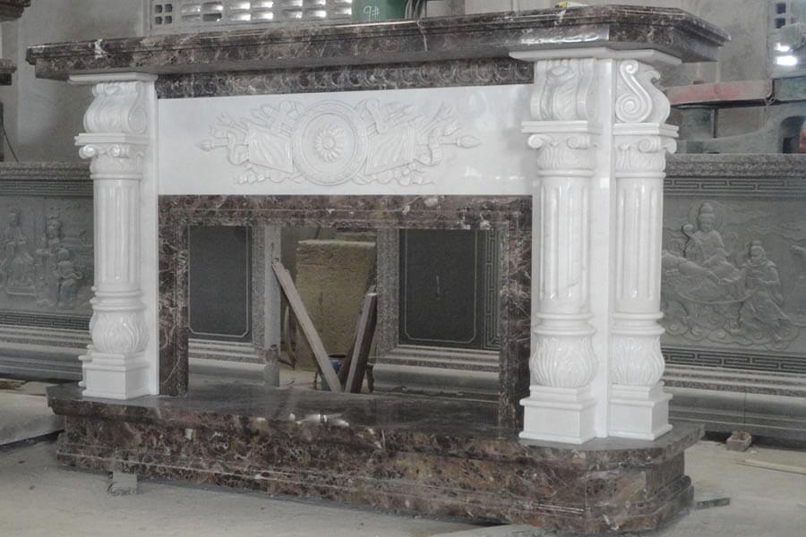 Customization Fireplace